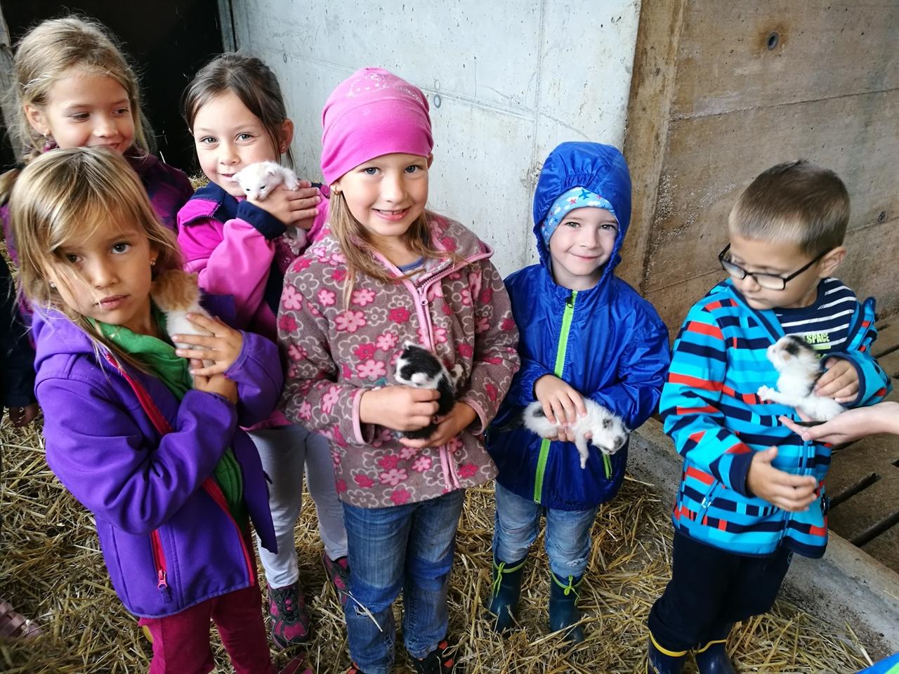 5 Generationen-Freuden in Weinburg & Rabenstein